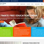 Education Base Wordpress Theme