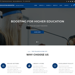 Education Booster Wordpress Theme