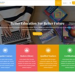 Education Business WordPress Theme