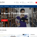 Education Mind Wordpress Theme