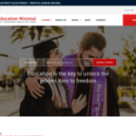 Education Minimal Wordpress Theme