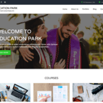 Education Park Wordpress Theme