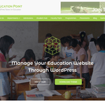 Education Point Wordpress Theme