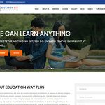 Education Way Wordpress Theme