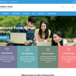 Education Zone Wordpress Theme