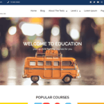 Edulab WordPress Theme