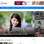 EduMag Wordpress Theme