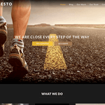 Egesto Lite Wordpress Theme