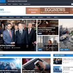 Eggnews Wordpress Theme
