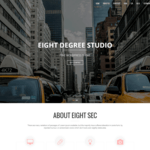 Eight Sec WordPress Theme
