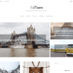 EightyDays Lite WordPress Theme