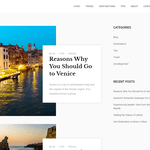 Elan WordPress Theme