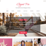 Elegant Pin Wordpress Theme