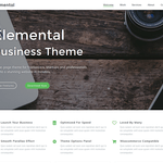 Elemental WordPress Theme