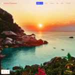 Elemento Photography Wordpress Theme