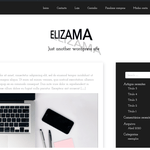 Elizama WordPress Theme