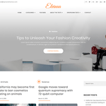 Elvinaa Wordpress Theme