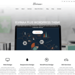 Elvinaa Plus Wordpress Theme