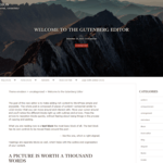 emulsion WordPress Theme