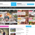 Envince Wordpress Theme