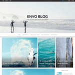 Envo Blog Wordpress Theme
