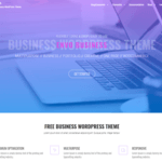 Envo Business Wordpress Theme