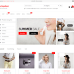 Envo Storefront WordPress Theme