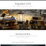 Equable Lite Wordpress Theme