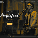 Euphony Wordpress Theme