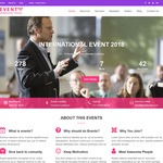 Event Star Wordpress Theme