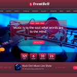 EventBell WordPress Theme