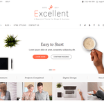 Excellent Wordpress Theme