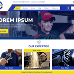 Expert Mechanic WordPress Theme