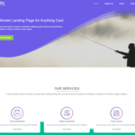 Ezra WordPress Theme
