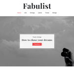 Fabulist Wordpress Theme
