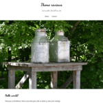 Farm Wordpress Theme