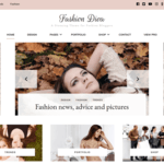 Fashion Diva Wordpress Theme