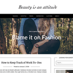Fashionpressly Wordpress Theme