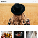 Fathom WordPress Theme