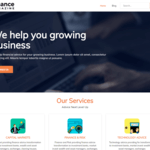 Finance Magazine WordPress Theme