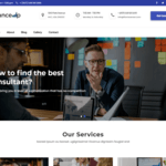 financeup Wordpress Theme