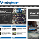 Financial News Wordpress Theme