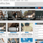 FineWP Wordpress Theme