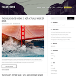 Flash Blog Wordpress Theme