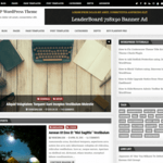 FlashWP Wordpress Theme