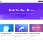 Flexia Wordpress Theme