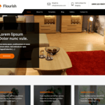 Flourish Lite WordPress Theme
