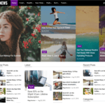 Focus Magazine WordPress Theme