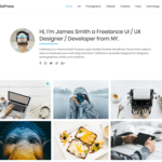FolioPress Wordpress Theme