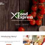 Food Express Wordpress Theme